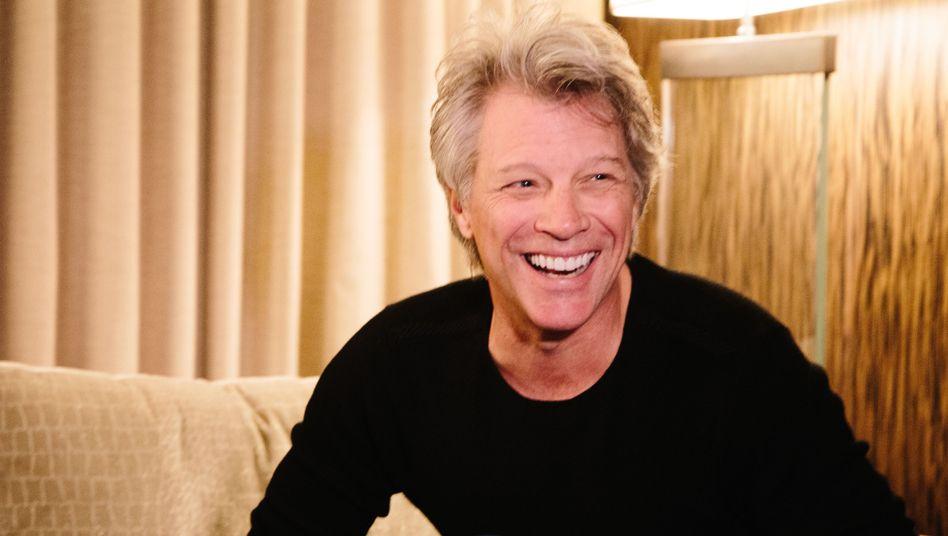 Jon Bon Jovi Wie Ein Superstar Glucklich Verheiratet Bleibt Der Spiegel