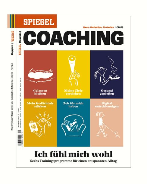 SPIEGEL Coaching 1/2020Bei Amazon bestellen