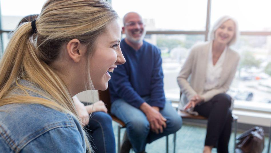Eine Familientherapie mussten Patienten bisher selbst zahlen (Symbolbild)
