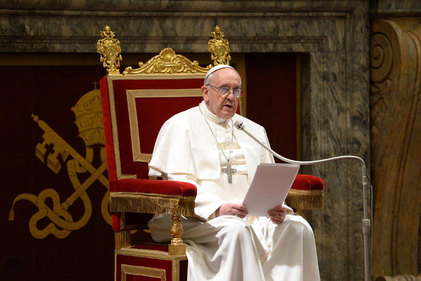 Papst Franziskus / Vatikan