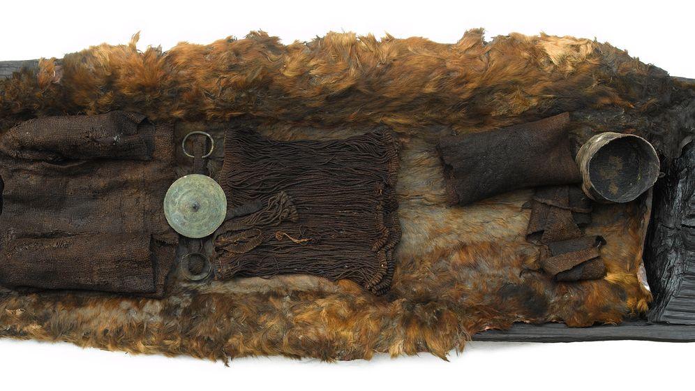 Frau aus der Bronzezeit: Pendeln für die Zweckehe