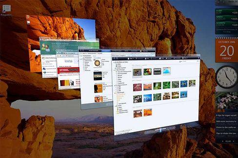 Vista-Desktop: Spracherkennung stellt Sicherheitsrisiko dar