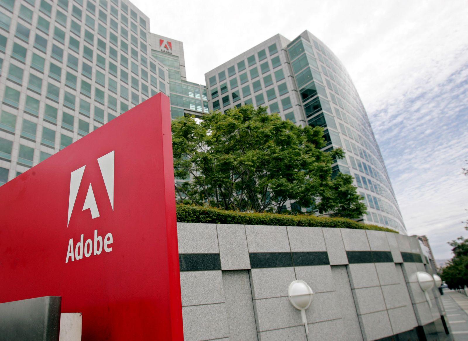 Adobe Firmenzentrale