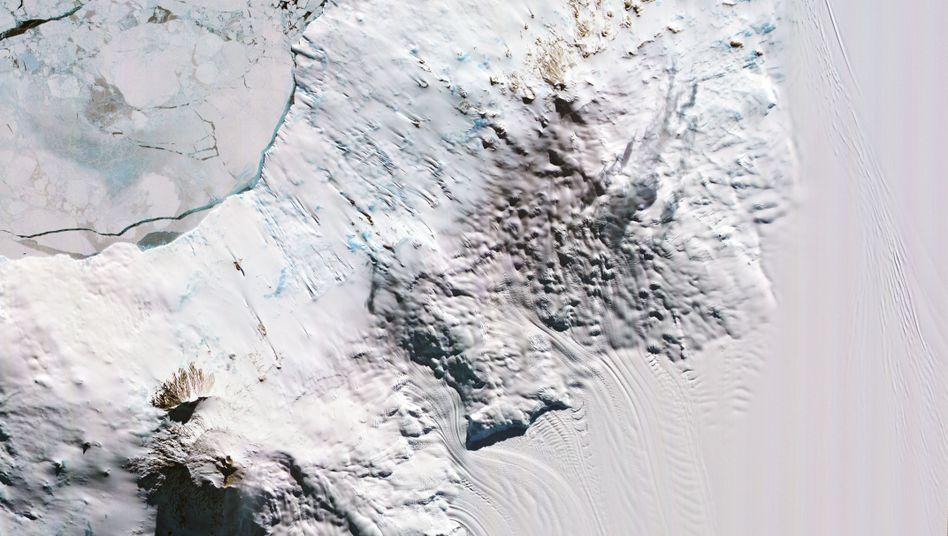 Mount Erebus in der Antarktis: Land aus Feuer und Eis