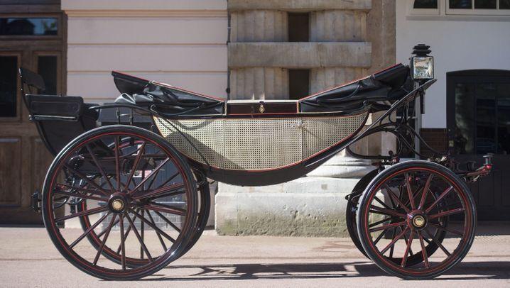 Prinz Harry und Meghan Markle: Das Fahrzeug für den großen Tag