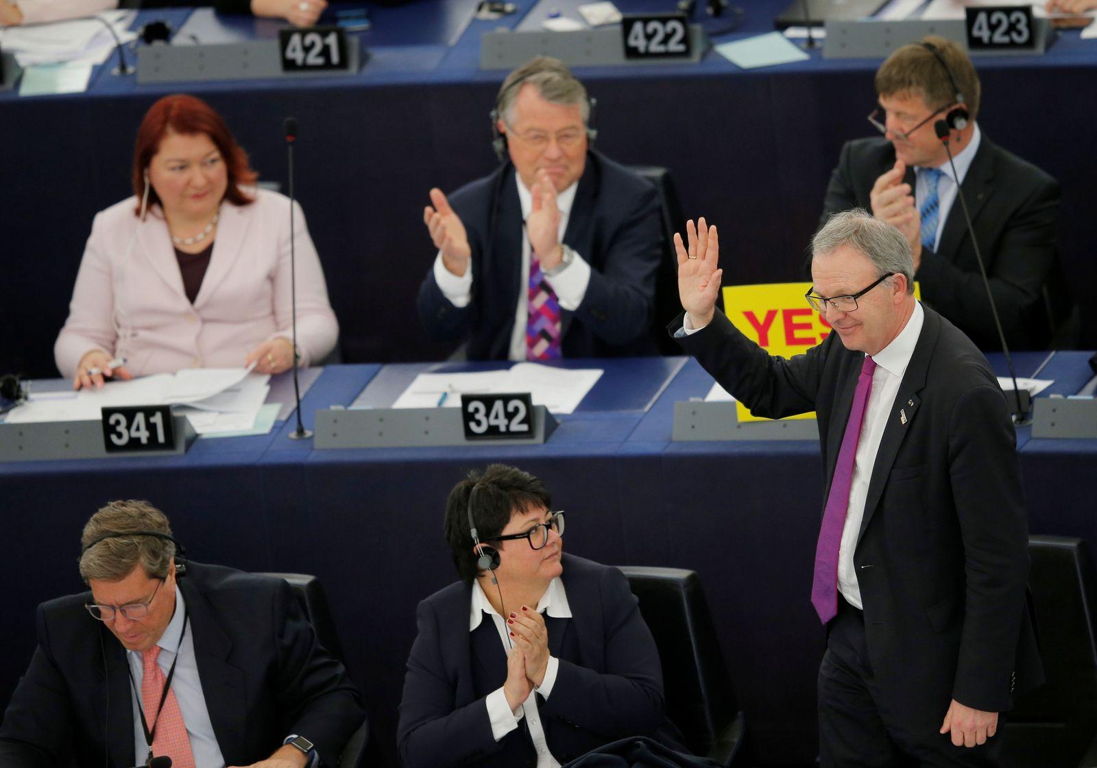 EU Parlament/ Strassburg/ Artikel 13