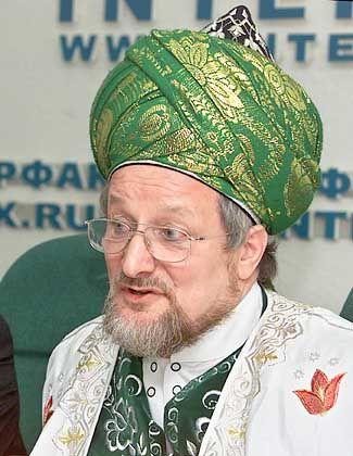 Rief zum Heiligen Krieg auf: Talgat Tadschuddin