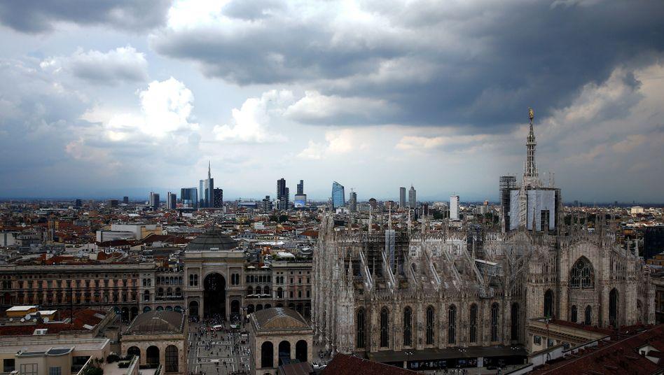 Wirtschaftsmetropole Mailand: Längst nicht mehr die Ausnahme