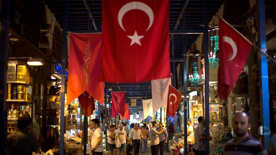 Basar in Istanbul