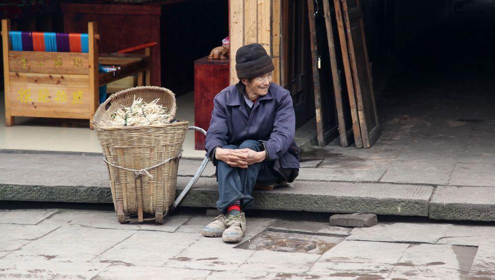 Sichuan-Provinz in China: Willkommen zu Hause!