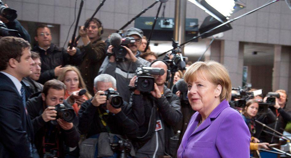 Bundeskanzlerin Merkel: Ihre Konversationen wurden aufgezeichnet