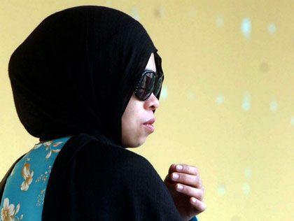 """Model Kartika Sari Dewi Shukarno: """"Ich nehme diese irdische Strafe an"""""""