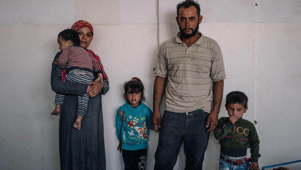 """Flucht aus Nordsyrien: """"Wir wussten ja nicht, wohin"""""""