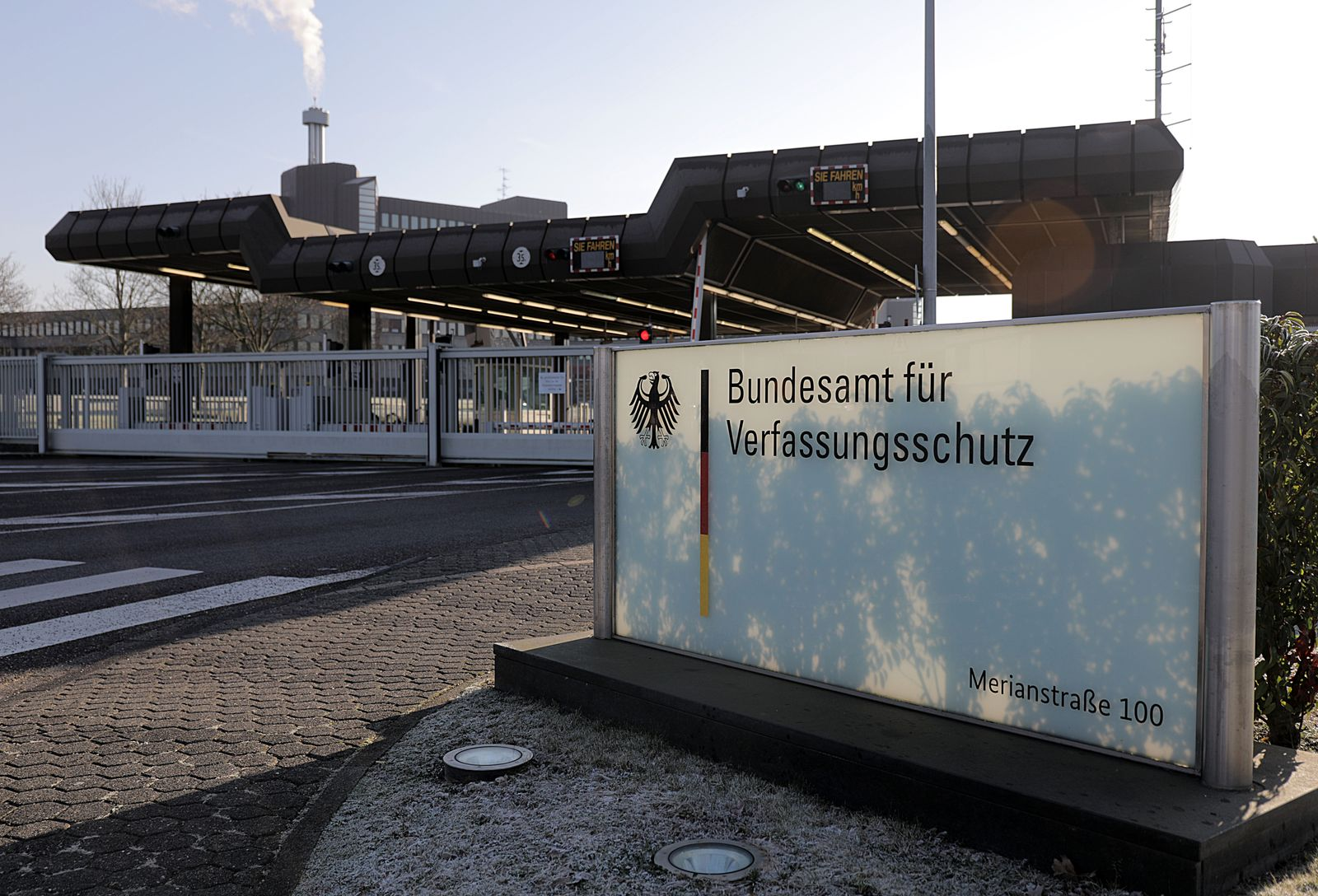 Bundesamt für Verfassungsschutz/ BfV