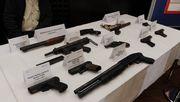 Wo Terroristen ihre Waffen lagern