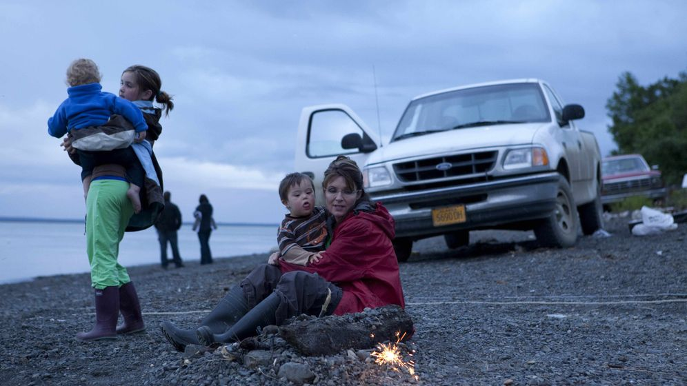 Sarah Palin: Naturmädchen in Alaska