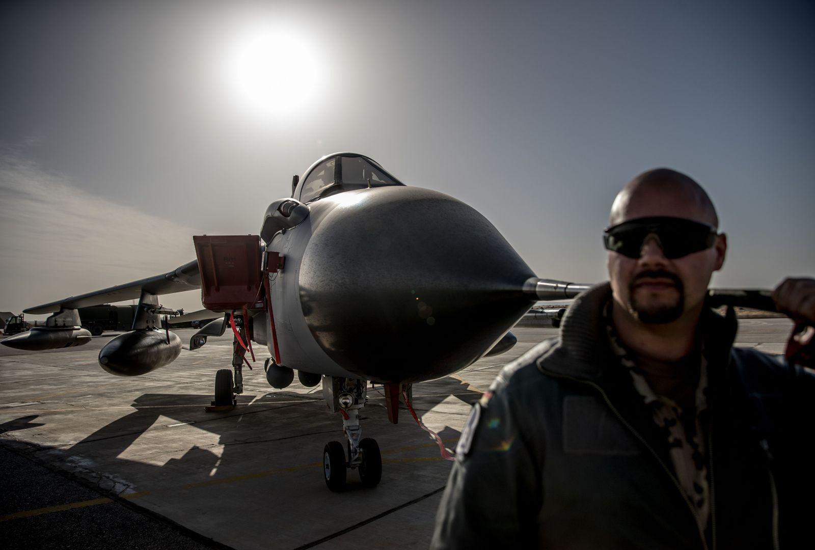 Bundeswehr in Jordanien/ Tornado