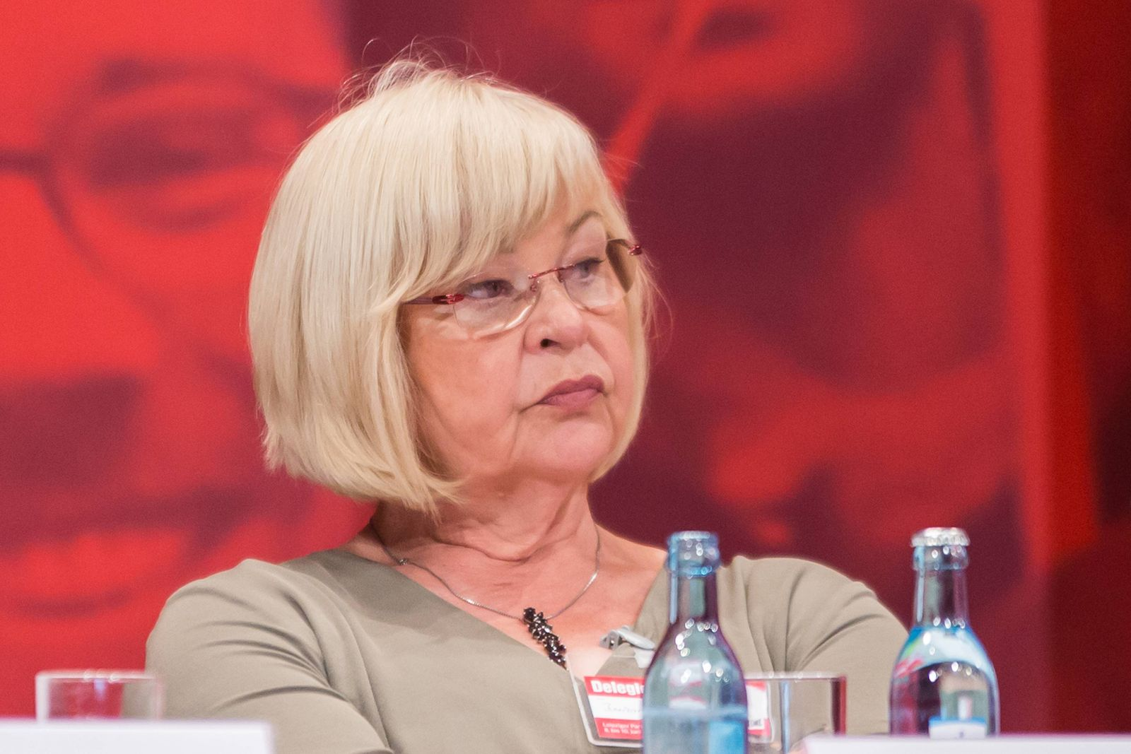 Barbara Borchardt stellvertretendes Mitglied des Landesverfassungsgerichts Mecklenburg Vorpommern