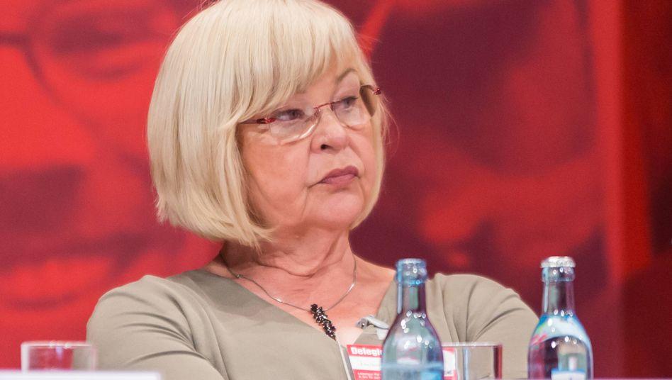 Barbara Borchardt (Die Linke), Verfassungsrichterin in Mecklenburg-Vorpommern