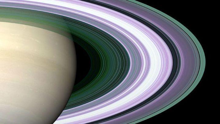 Saturn: Rätselhafte Ringe