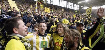 Borussen-Fans: Ungebrochene Anziehungskraft
