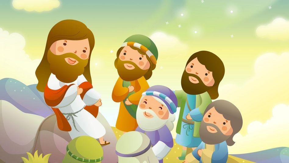 Jesus-Darstellung: Eingebungen vom Religionsgründer?