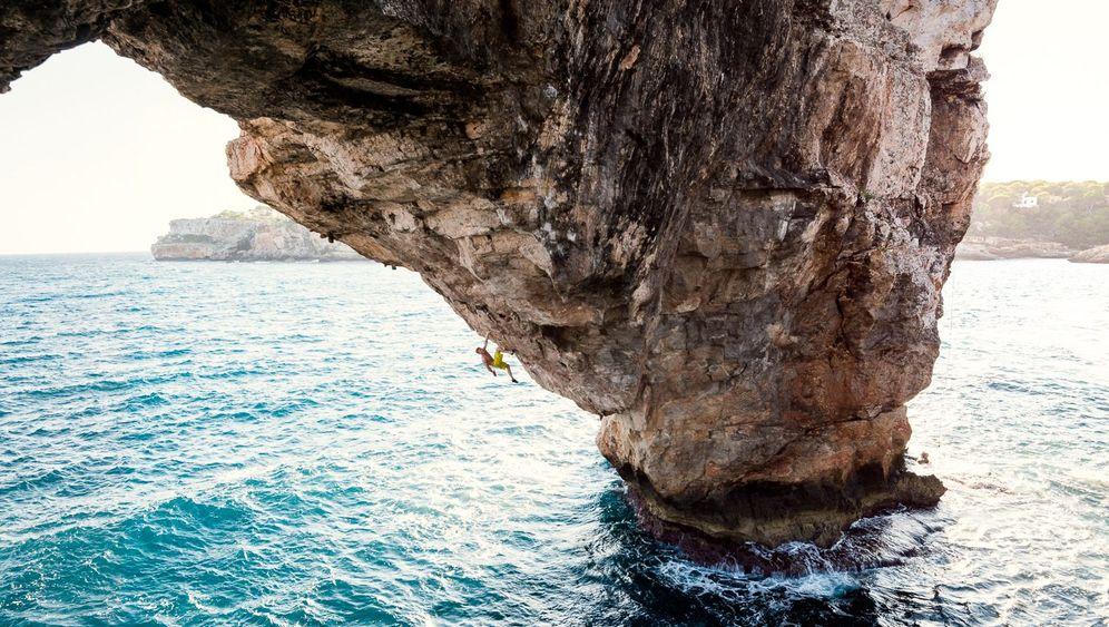 Kletterfotograf Jan Vincent Kleine: Profis mit viel Fingerspitzengefühl