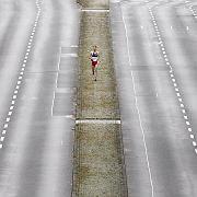 """Marathonläufer: """"Hier und Jetzt"""" muss überschritten werden"""