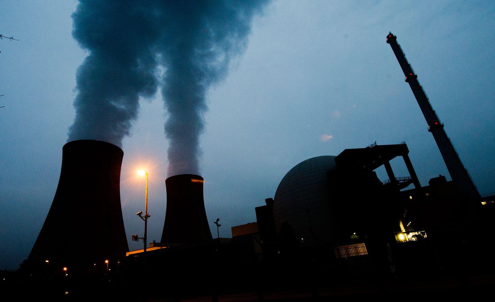 Kernkraftwerk / Grohnde