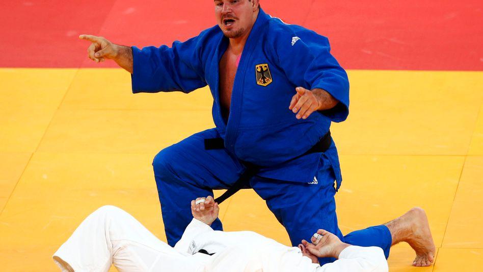 Judoka Tölzer: Edelmetall in London