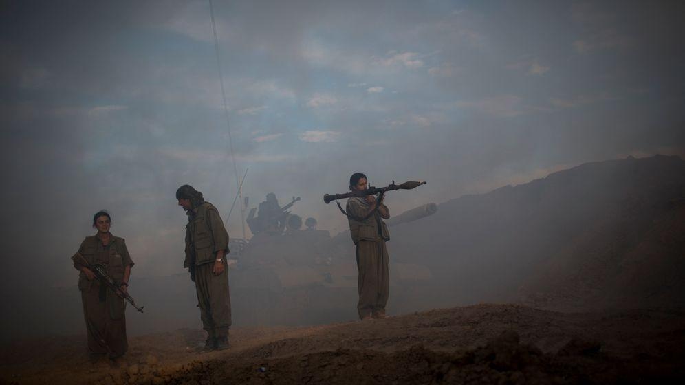 Photo Gallery: The Kurds' Battle