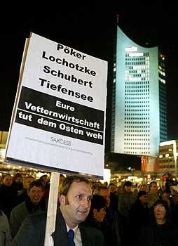 "Bürgerbewegung in Leipzig: ""Jede andere Diskussion wäre jetzt Harakiri"""