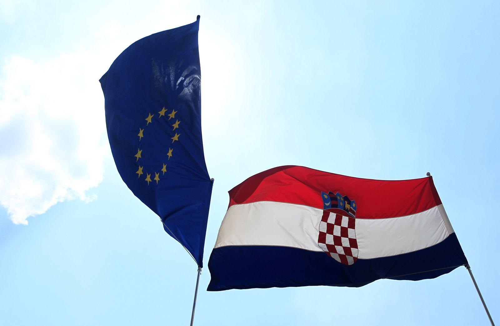 Symbolbild / Kroation / EU-Beitritt