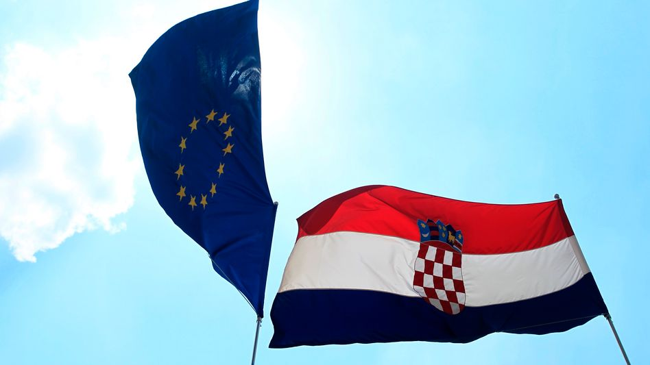 Croatia became the 28th member of the EU on July 1.