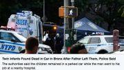 Vater lässt Zwillinge in Auto zurück - beide tot