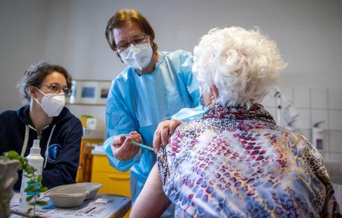 Impfen in der Praxis: Das tut mal kurz weh