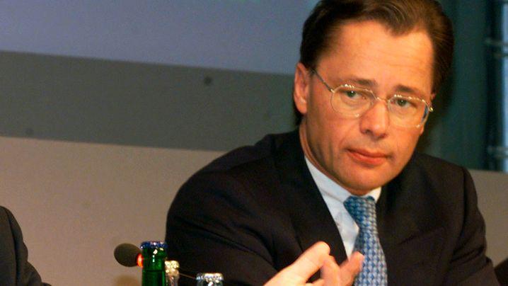 Bilder-Chronik: Der unaufhaltsame Abstieg des Thomas Middelhoff