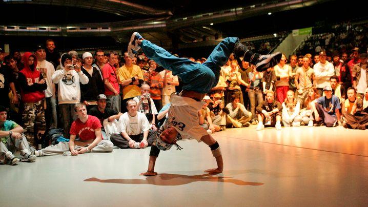 Jugendkultur Hip-Hop: Breaks und Powermoves