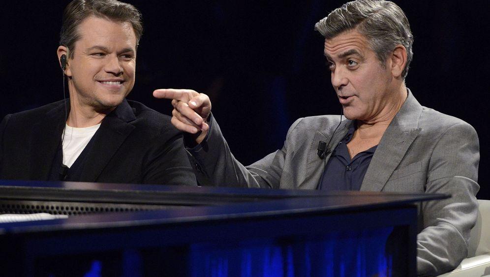 George Clooney: Einladung ins Weiße Haus