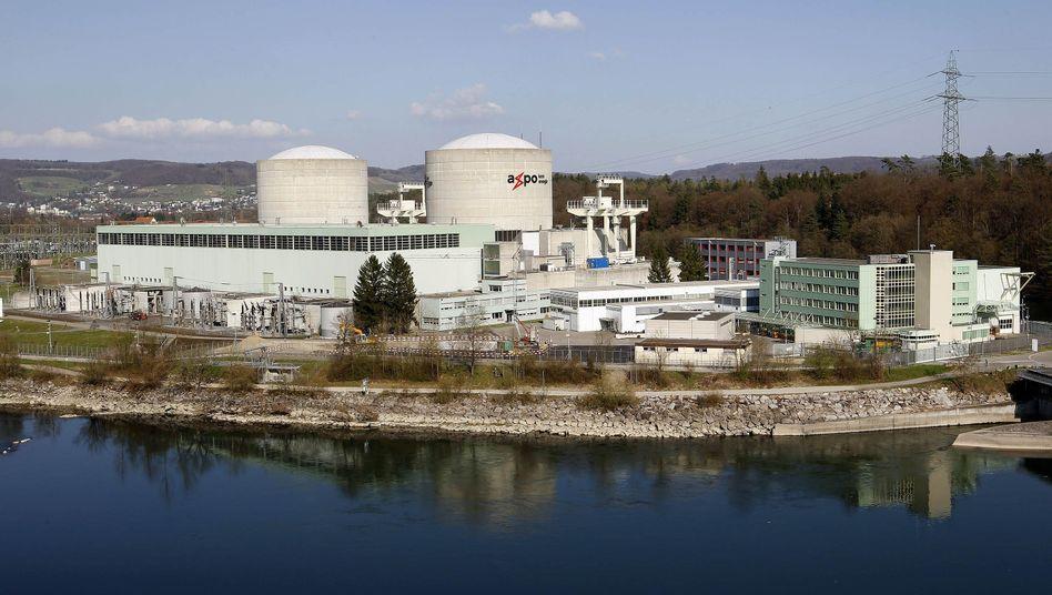 Kernkraftwerk Beznau: Defekte Kühlpumpe im Reaktor 2