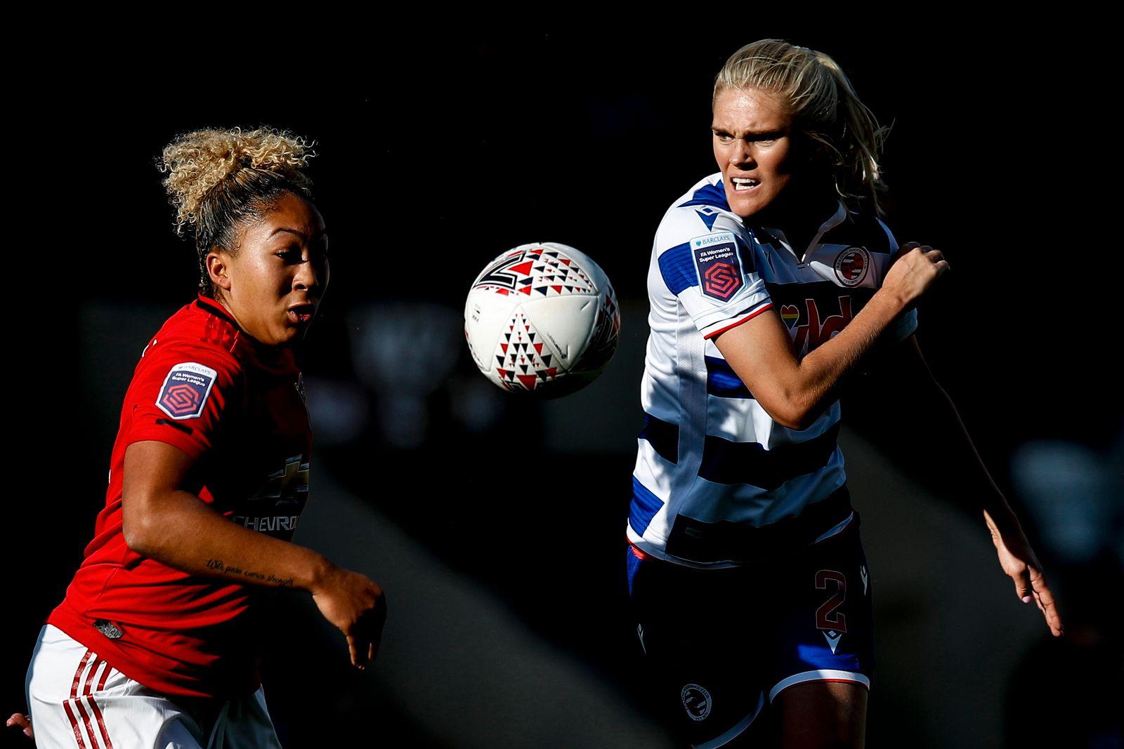 Britain Women Soccer