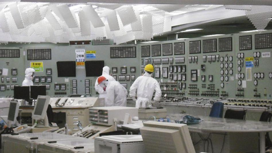 Pannenmeiler Fukushima: In vier Reaktoren steht verstrahltes Wasser
