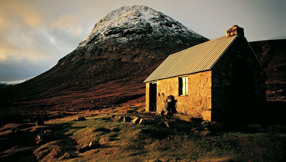 Wandern in Schottland: Pack die Regenhose ein