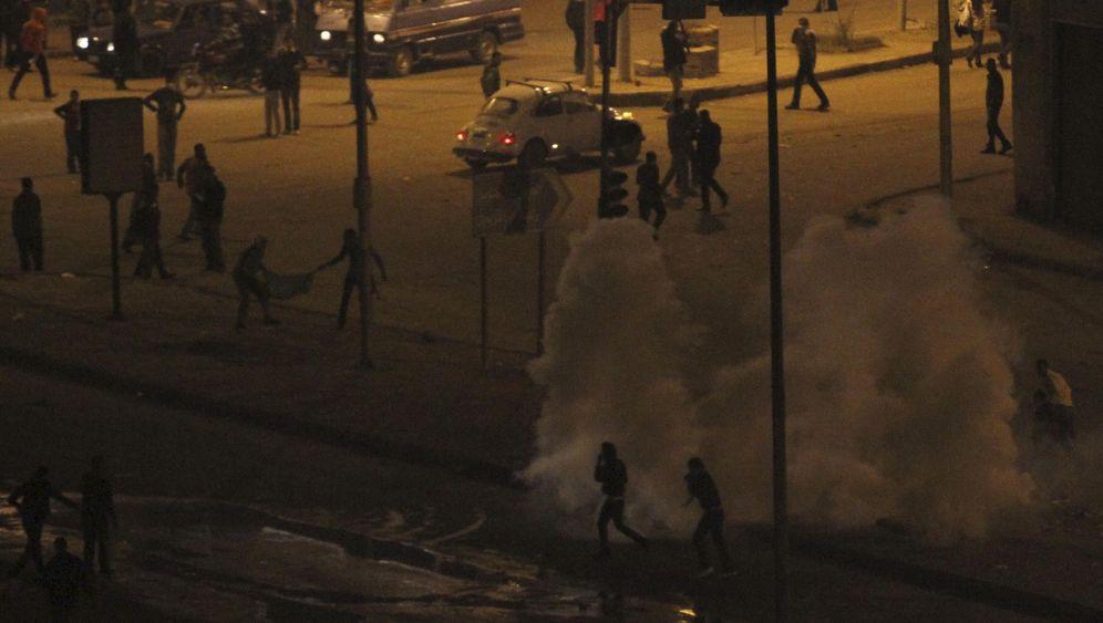 Proteste gegen Mubarak: Ägypten in Aufruhr