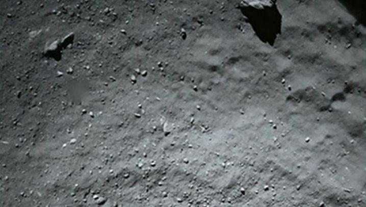 """""""Rosetta""""-Mission: Neue Fotos von Tschuris Oberfläche"""