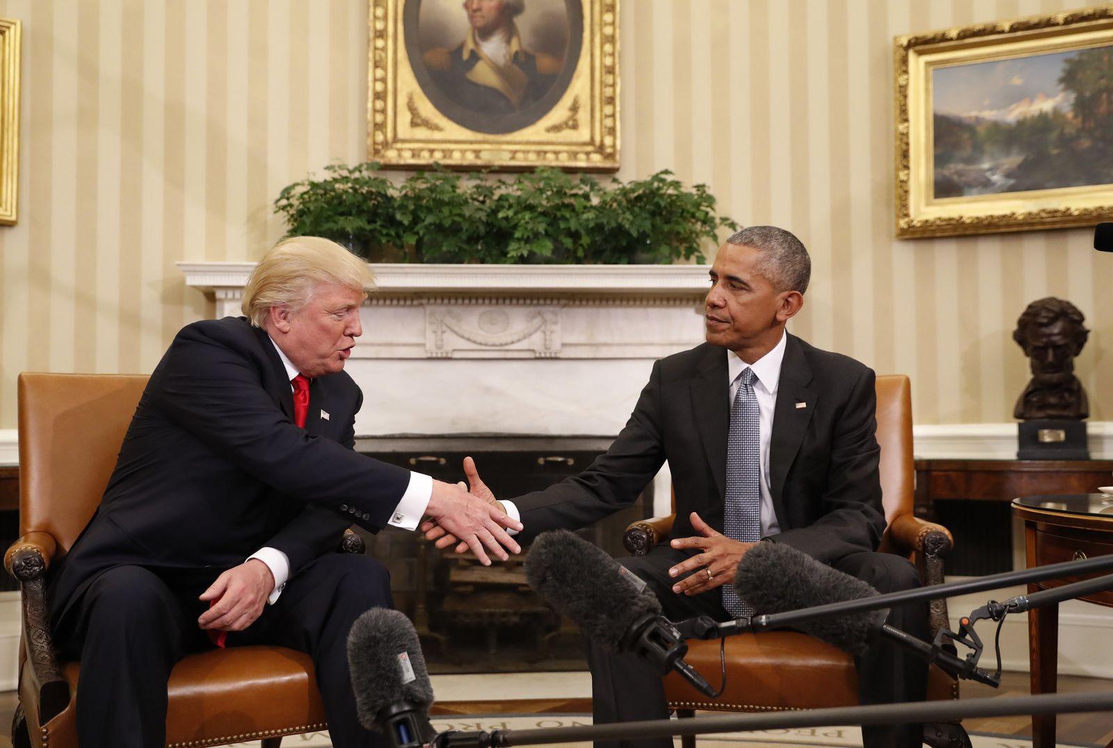 Obama /Trump