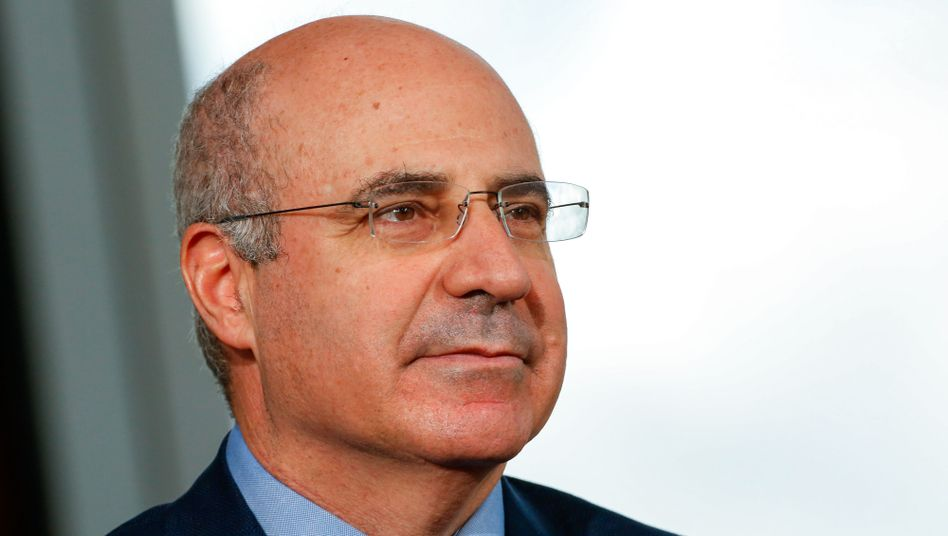 Bill Browder, Gründer der Investmentfirma Hermitage Capital Management
