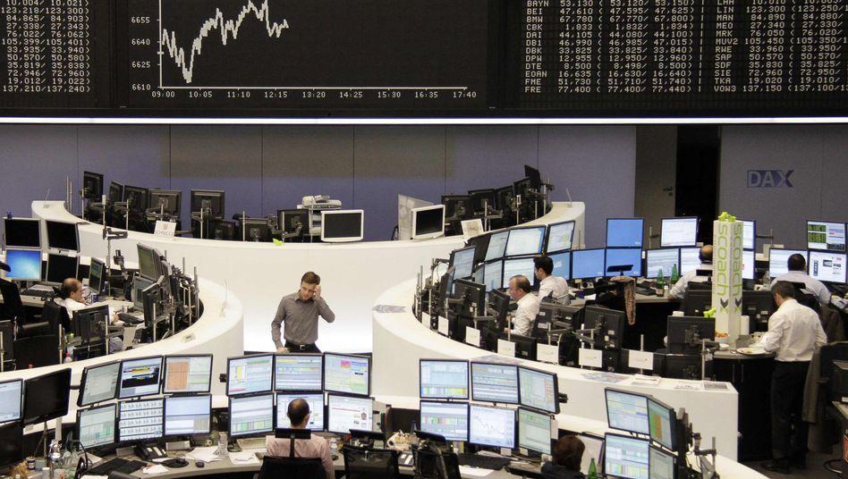 """Börsenplatz Frankfurt: """"Wir haben alles dafür getan, die Investoren zu verunsichern"""