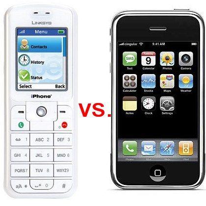 iPhone vs. iPhone: Im Streit um die Namensrechte gehen die Kontrahenten Apple und Cisco in die Verlängerung.