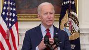 Präsident Biden gibt ehrgeizige Ziele bekannt